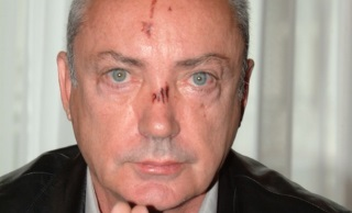 The German actor Udo Kier is back in Karlovy Vary!